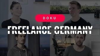 Freelance Germany - Freelancer Doku | Ganzer Film