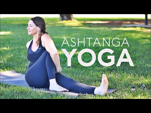 Ashtanga (30 Minute Yoga Workout) | Fightmaster Yoga Class
