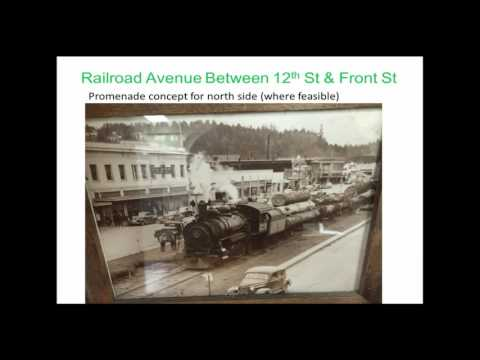 Results of Railroad Avenue study from 101 to Front