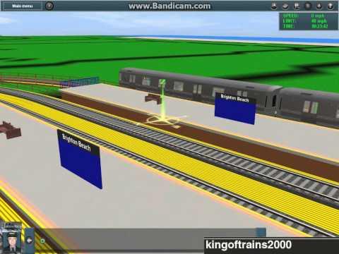 Trainz 12: NYCTA 80s IND, (J), (L) & (M) Trains (No Graffiti)