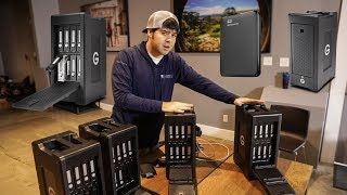 Best Hard Drives for Editing! Hard Drive Tips