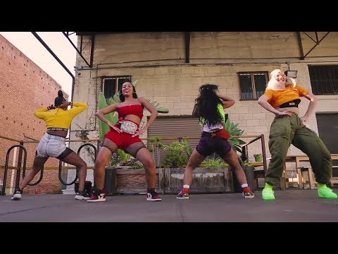 Rudimental & Major Lazer - Let Me Live (feat. Anne-Marie & Mr. Eazi) (Dance Video)