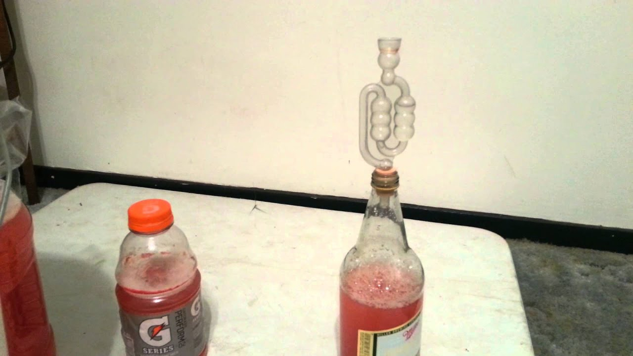 Make alcohol at home easy youtube for Easiest way to build a house