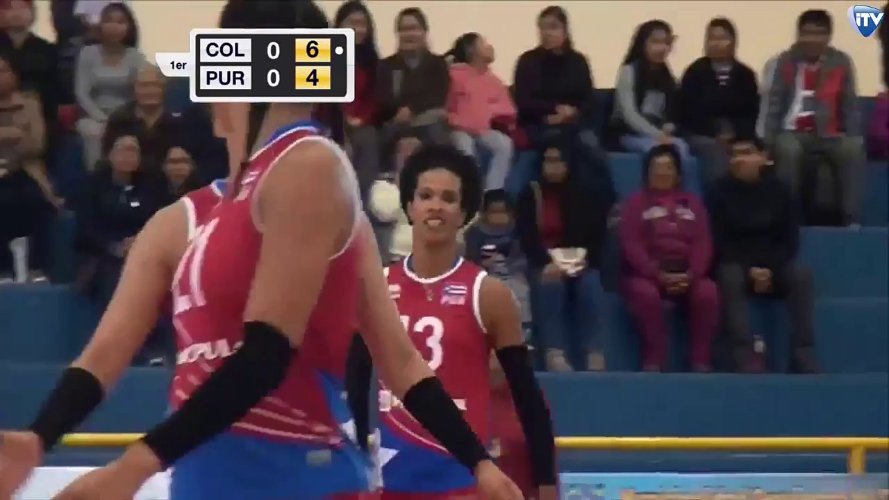 Download PANAM CUP Puerto Rico vs Colombia Volleyball 17 06 2017