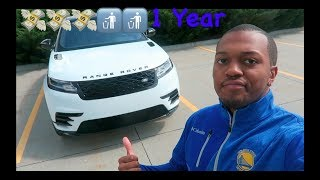 Range Rover 1 Year and Cost of Ownership Review!!! (2018 Range Rover Velar)