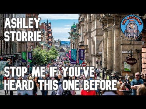 Scottish Comedian Ashley