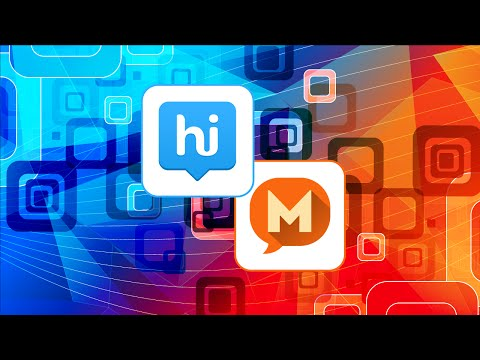 AppMess Review: Hike Messenger