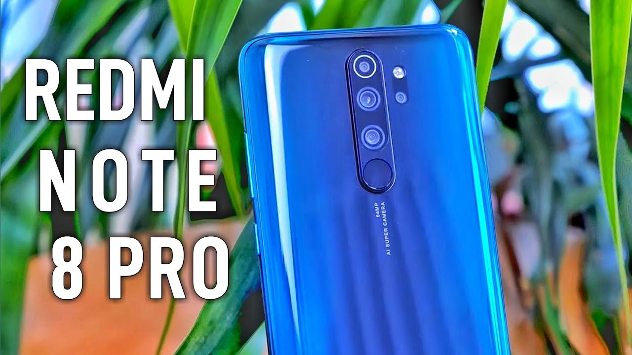 Xiaomi Redmi Note 8 Pro شاومي ريدمي نوت 8 برو Youtube