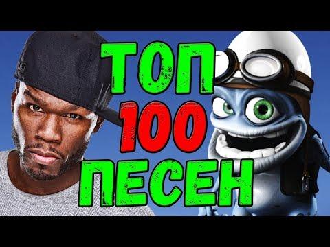 Топ 100 Русских и Зарубежных Песен  Хиты - Ностальгия