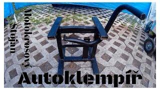 Jak vyrobit Motokrosový stojan (Bike stand)