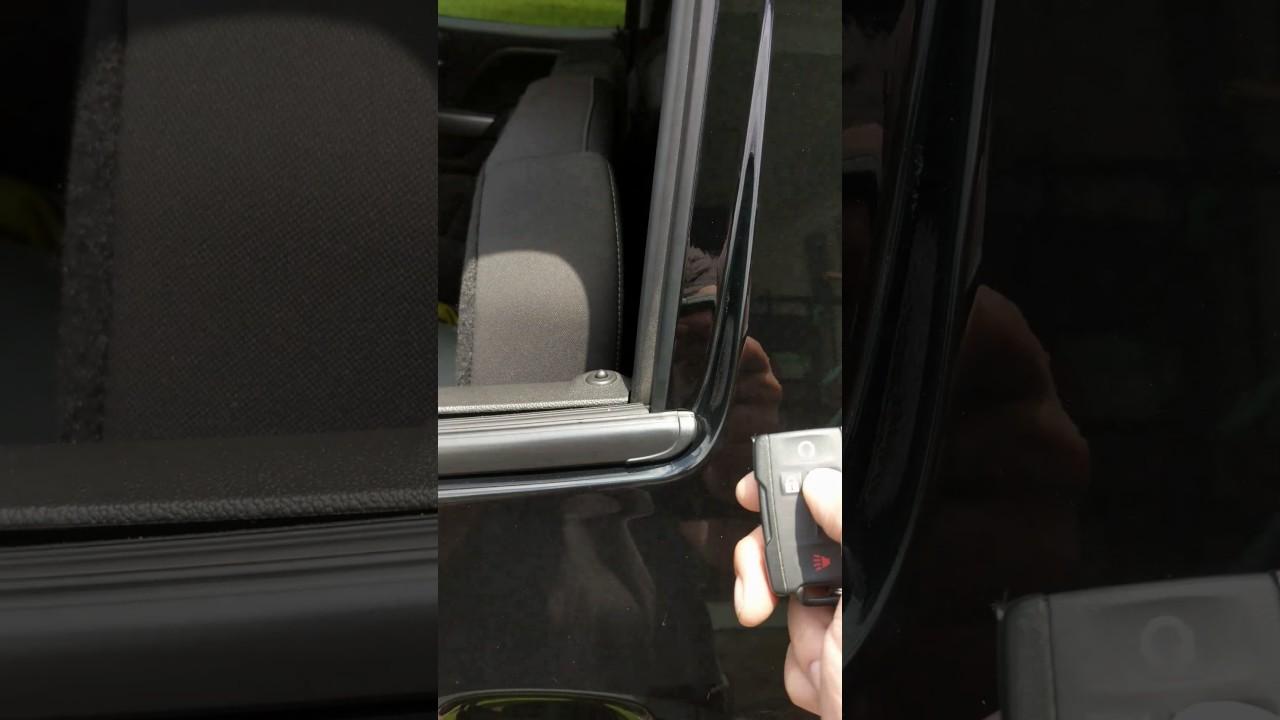 2014 Silverado door lock actuator issue