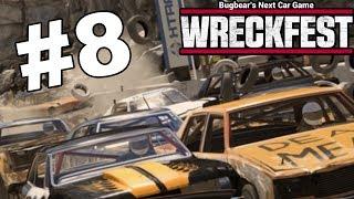 Next Car Game Wreckfest (#8) - 'ŻRYJ GRUZ'