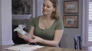 One Hand Manual Breast Pump | Ameda