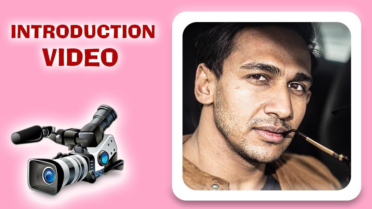 Akram Arshad - Introduction Video