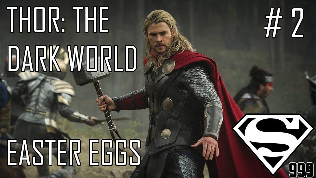 Thor: The Dark World: Hidden Easter Eggs & Secrets Part # 2