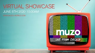 Muzo TV Live! - episode 1 - June 2020