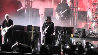 The Cure - Killing an Arab (Foro Sol 21.04.2013)