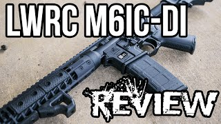 LWRC's New, Totally Loaded, Direct Impingement AR15: The LWRC M6IC-DI