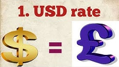 USD to pound exchange rate | gbp to dollar | pounds to dollars | gbp to usd | usd to gbp
