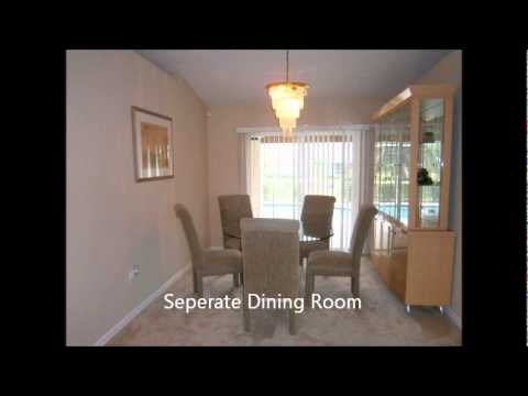 Lehigh Acres Pool Home For Sale, Near Fort Myers, Florida