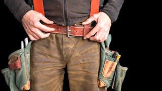 How To Wear a Tool Belt like a…