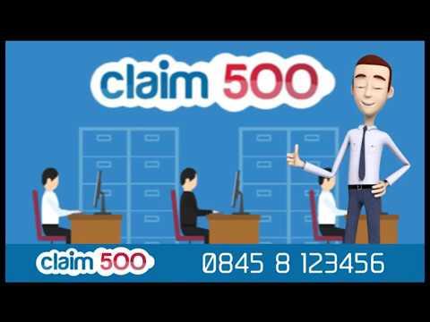 Claim 500 Professional Negligence  45 Sec TVC