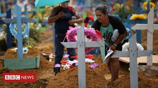"Coronavirus: Brazil's ""chaotic"" response as President denies any serious problem - BBC News"