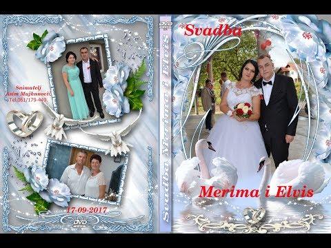 Svadba Merima i Elvis (1) dio  Dubrave Masle Muz Semir i Sanel 17-9-2017 Asim Snimatelj