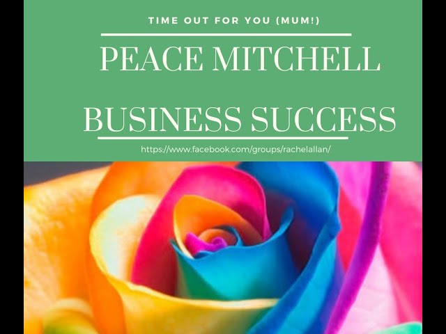 Success, self care and business