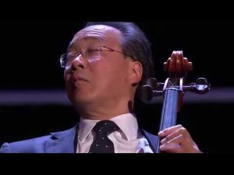 Yo Yo Ma — Bach Cello Suite No  4 in Eb Major
