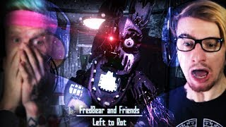 THE ANIMATRONICS WON'T LET US WIN.. | Fredbear and Friends: Left To Rot (Part 3)