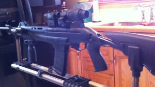 Benelli mr1 review with sure fire x400
