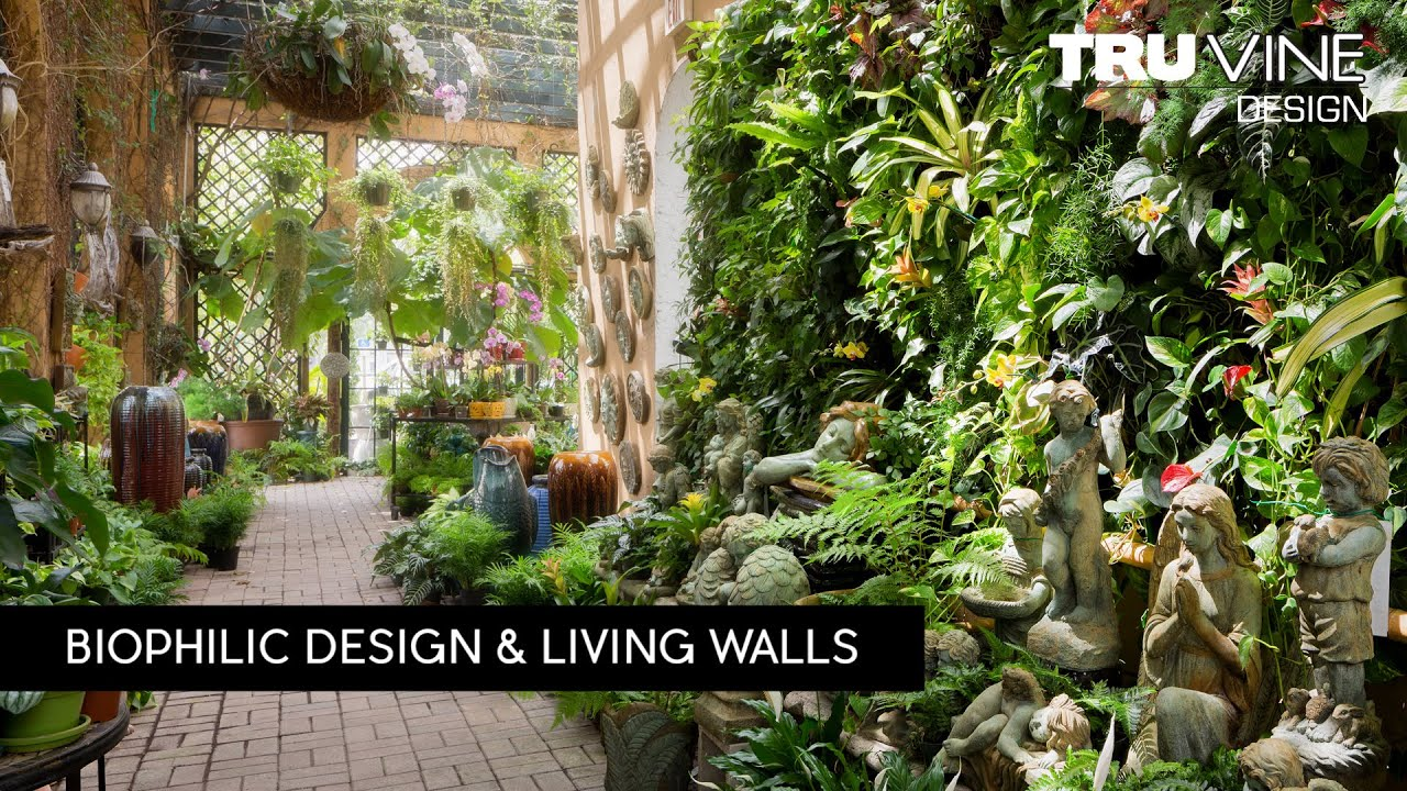 architecture spotlight 84 living walls by truvine design delray beach florida - Walls By Design