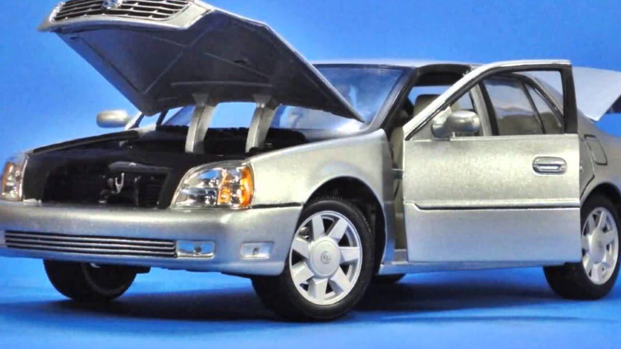 2000 Cadillac DeVille DTS Sedan - YouTube