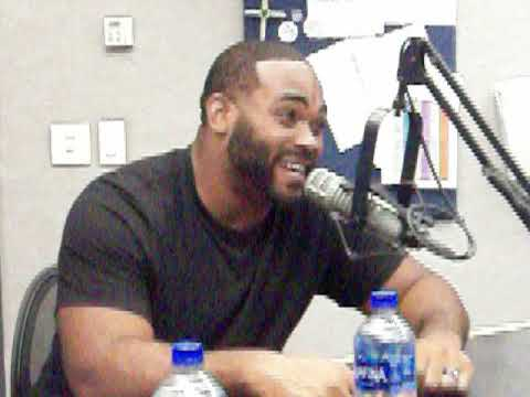 Afternoon Mix with Frankie Darcell - Detroit Native & Superbowl Champ Brandon Graham is in the studio
