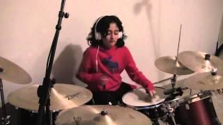 Baixar Raghav 10 Year Old Drummer - Death on Two Legs Queen Drum Cover
