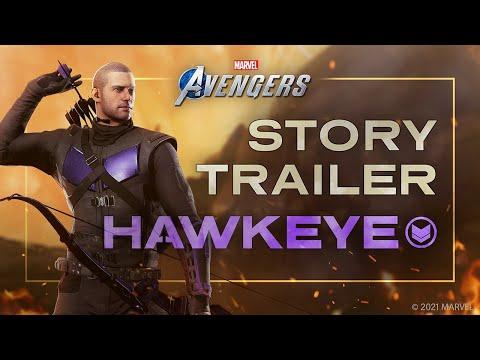 Hawkeye Story Trailer | Marvel's Avengers