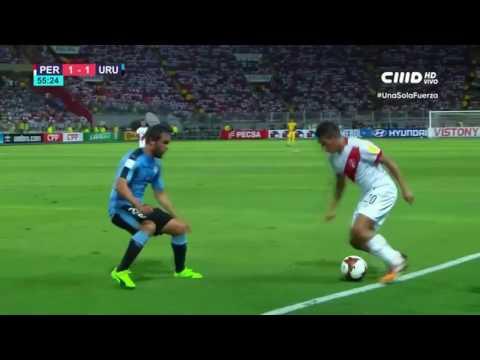 Peru 2 vs 1Uruguay | Goles | Mejores momentos | Video emotivo