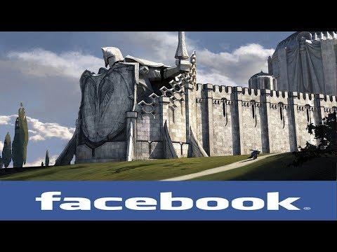 If league of legends Champions had Facebook #62 (Demacia vs Noxus)