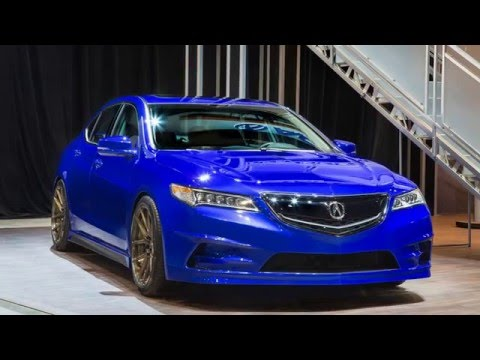 2017 Acura Tlx Sh Awd Full Review