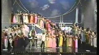 Miss Universe 1981 Top 5 Final Look & Crowning