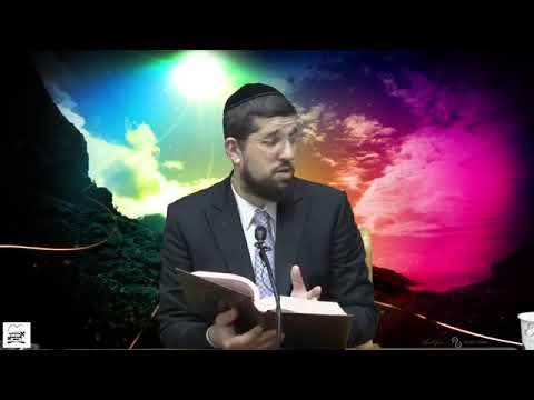 """איזה קולות עמ""""י ראה במתן תורה? הרב אליהו עמר שליט""""א"""