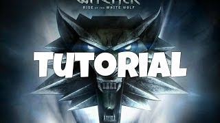 Tutorial - Como Deixar Em Portugues The Witcher Enhanced Edition (Original Steam)