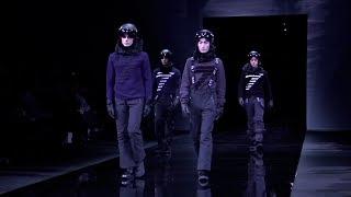 Emporio Armani - 2014 Fall Winter - Menswear Collection
