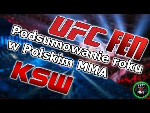 Podsumowanie Roku 2018 w Polskim MMA !