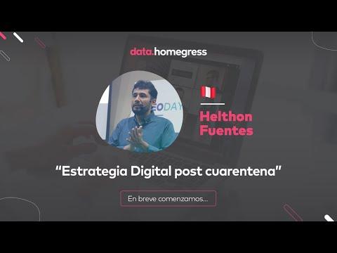 Data.homegress |  Estrategias Digitales Para La Recuperación Del COVID-19