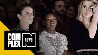 Simone Biles Comes Forward With Allegations Against Olympic Doctor