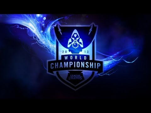 Worlds 2013 Group Stage D1