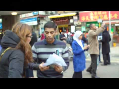 RTi: Islam and street Dawah in Hong Kong 1/2