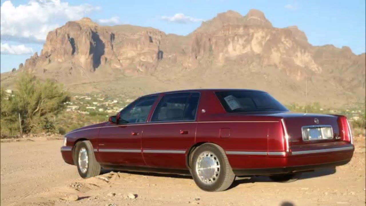 98 Cadillac DeVille from Dwight Bare, Mesa, Arizona,